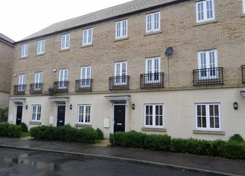 Thumbnail 4 bedroom town house to rent in Harlow Crescent, Oxley Park, Milton Keynes