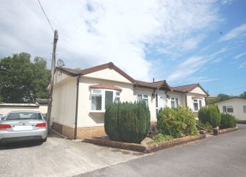 Thumbnail 2 bed property for sale in Green Hedges Caravan Park, Neath Road, Bryncoch, Neath