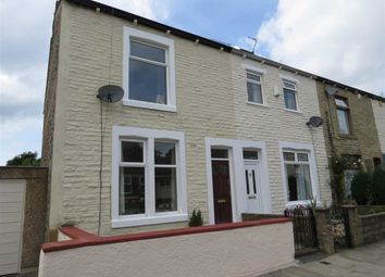 Thumbnail 2 bed end terrace house to rent in Springfield Avenue, Oswaldtwistle, Accrington