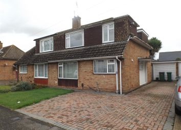 Thumbnail 3 bed semi-detached bungalow to rent in Firs Close, Folkestone