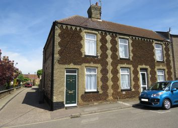 Thumbnail 2 bed end terrace house for sale in Priory Road, Downham Market