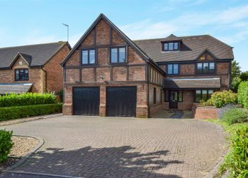 Thumbnail 5 bed detached house to rent in Huntingdon Crescent, Race Courses, Milton Keynes