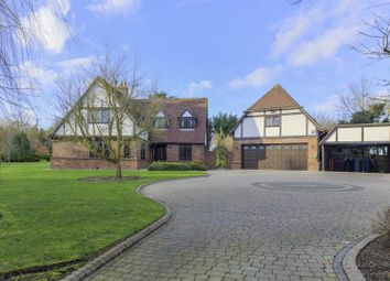 Thumbnail 4 bed detached house for sale in Stonely, St. Neots, Cambridgeshire