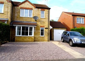 Thumbnail 3 bed semi-detached house for sale in Wygate Road, Spalding