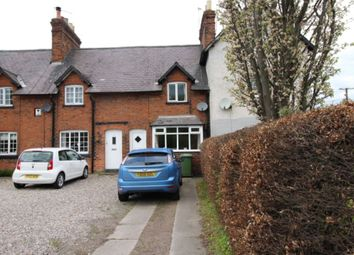 Thumbnail 2 bed terraced house to rent in Crown Cottages Chester Road, Oakmere, Northwich