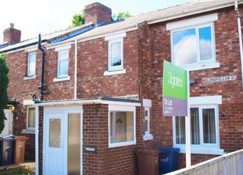 Thumbnail 2 bed terraced house to rent in Longfellow Street, Houghton Le Spring