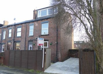 Thumbnail 2 bed end terrace house for sale in Cobden Grove, Wortley, Leeds, West Yorkshire