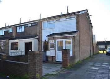 Thumbnail 3 bed end terrace house for sale in Thrales Close, Luton, Bedfordshire