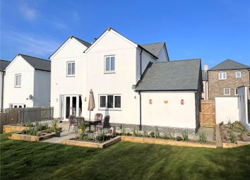 Gwel An Woon, Goonhavern, Truro TR4. 4 bed detached house for sale