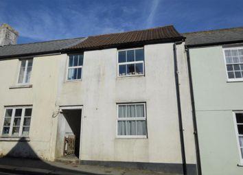Thumbnail 3 bed terraced house for sale in Higher Lux Street, Liskeard, Cornwall