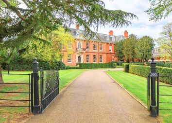 Thumbnail 1 bedroom flat for sale in The Mansion, Balls Park, Hertford
