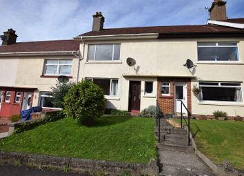 Thumbnail 2 bed terraced house for sale in Glenacre Drive, Largs