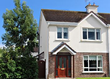Thumbnail 3 bed semi-detached house for sale in Droim Liath, Tullamore, Offaly