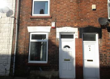 Thumbnail 2 bedroom terraced house to rent in Bond Street, Tunstall, Stoke-On-Trent