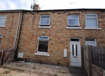 2 bed terraced house for sale in Chestnut Street, Ashington NE63