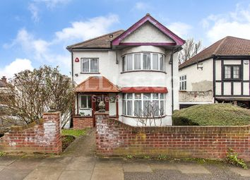 Thumbnail 3 bed detached house for sale in St Marys Crescent, London