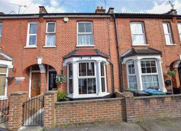 Thumbnail 3 bed terraced house for sale in Sandringham Road, Watford, Hertfordshire