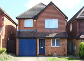Thumbnail 3 bedroom detached house for sale in Hubbard Close, Twyford, Berkshire