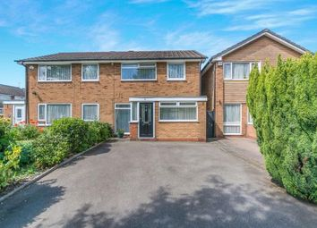 Thumbnail 3 bed semi-detached house for sale in Hazelwood Road, Acocks Green, Birmingham, West Midlands