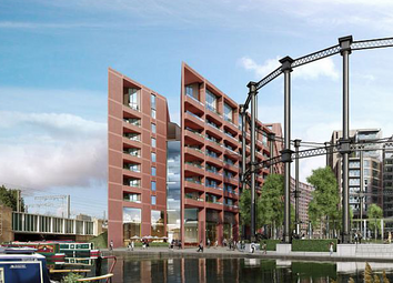 Thumbnail 1 bed flat for sale in 1 Canal Reach, Kings Cross