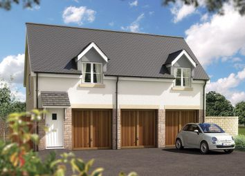"Thumbnail 2 bed property for sale in ""The Turner"" at Bradley Road, Bovey Tracey, Newton Abbot"