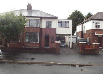 Thumbnail 4 bedroom semi-detached house to rent in Regent Drive, Fulwood, Preston