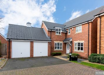 Thumbnail 4 bed detached house for sale in Fosse Close, Dosthill, Tamworth