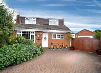 Thumbnail 3 bed bungalow for sale in Ashfield Close, Lymm