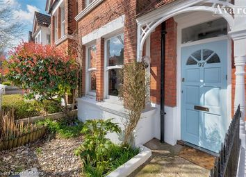 Thumbnail 4 bed terraced house for sale in Lowther Road, Brighton, East Sussex
