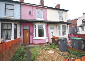 2 bed terraced house for sale in Hyde Road, Blackpool FY1