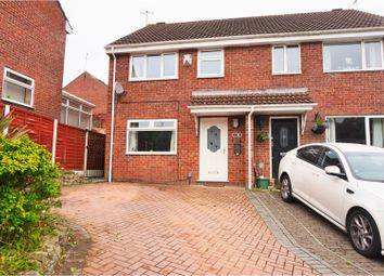 Thumbnail 3 bedroom semi-detached house for sale in The Ridings, Bishopsworth