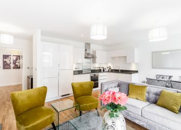 Thumbnail 2 bed flat to rent in Larkwood Avenue, London
