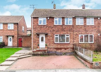 Thumbnail 3 bed semi-detached house to rent in Durham Close, Canterbury