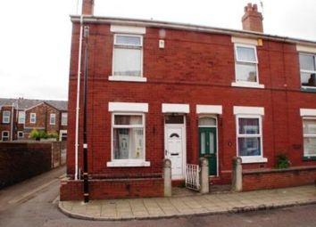 Thumbnail 2 bed terraced house to rent in Albert Avenue, Manchester