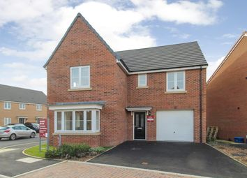 Thumbnail 4 bed detached house for sale in Mowbray View, Sowerby, Thirsk