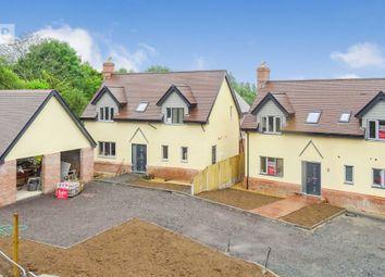 Thumbnail 4 bed detached house for sale in Downton View, Leintwardine, Adforton, Craven Arms, Shropshire