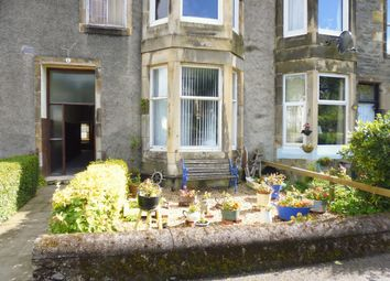 Thumbnail 1 bed flat for sale in Ground Floor Flat 2, 3, The Terrace, Ardbeg, Rothesay, Isle Of Bute