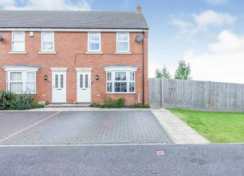 Thumbnail 3 bed terraced house for sale in Brooks Drive, Goole