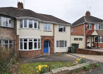 Thumbnail 4 bed semi-detached house for sale in Clent Avenue, Headless Cross, Redditch