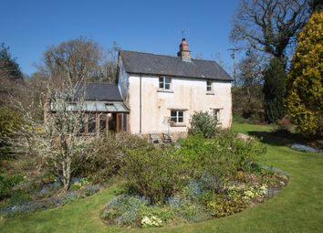 Thumbnail 3 bed detached house for sale in Germansweek, Beaworthy