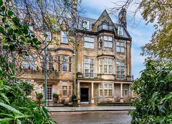 Thumbnail 2 bed flat to rent in Lowther Terrace, Kirklee, Glasgow