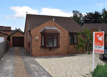 Thumbnail 2 bed bungalow for sale in Heron Holt, Broughton, Brigg