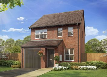 "Thumbnail 3 bed detached house for sale in ""The Rufford"" at Highclere Drive, Sunderland"