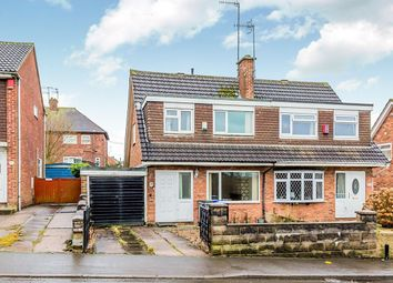 Thumbnail 3 bed semi-detached house for sale in Chell Heath Road, Burslem, Stoke-On-Trent