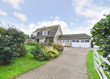 Thumbnail 3 bed detached house for sale in Canteen Road, Whiteley Bank, Ventnor
