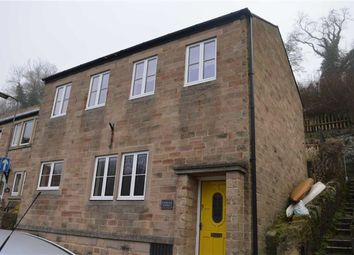 Thumbnail 2 bed cottage to rent in Scarthin, Cromford, Matlock