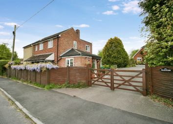 Thumbnail 2 bed semi-detached house for sale in Trampers Lane, North Boarhunt, Fareham