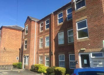 Thumbnail 1 bed flat to rent in Clarence Road, Hinckley