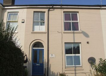 Thumbnail 1 bed flat for sale in Heigham Road, Norwich