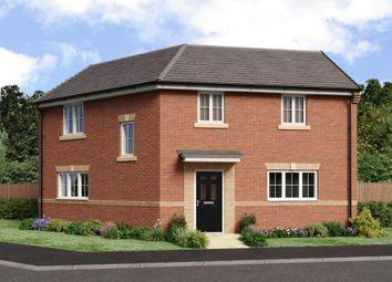 "Thumbnail 3 bedroom detached house for sale in ""Kipling"" at Coppull Enterprise Centre, Mill Lane, Coppull, Chorley"